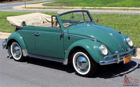 volkswagen beetle 1960 1960 volkswagen beetle