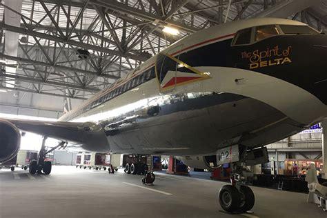 Looking For Elvis Presley S Jet At Delta Flight Museum