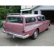 1959 Rambler Wagon  Things With Wheels &amp Funkymobiles
