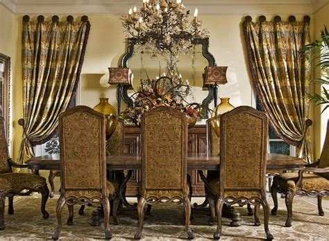 Custom Curtains And Drapes Decorating Custom Window Treatments Traditional Dining Room New Orleans By Gray Home Decor