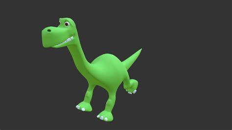 arlo  good dinosaur    model