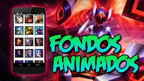 imagenes de navidad lol fondos animados del league of legends para android 161 me