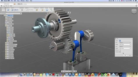 What Is Auto Desk by Autodesk Fusion 360 Motion