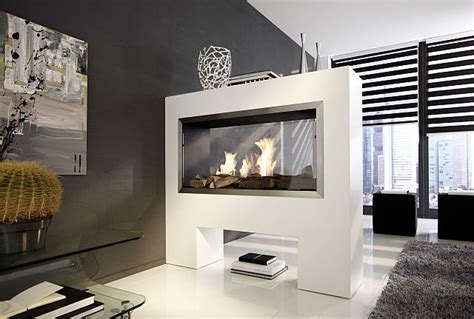 Open Fireplace Design by Open Fireplace Designs To Warm Your Home