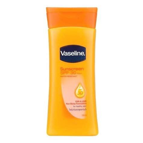 Jual Vaseline Healthy Sunblock Spf 30 100 ml vaseline healthy sunblock spf 30 lotion free