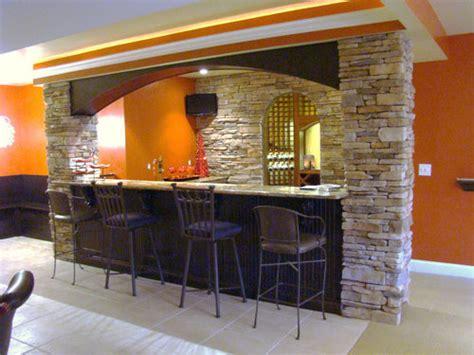 building a bar in the basement build a bar in your basement