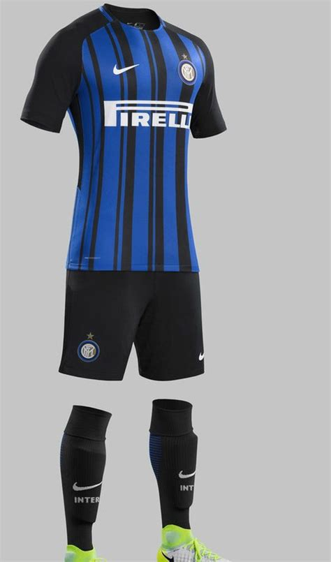 Jersey Intermilan Away 2017 2018 new inter milan 17 18 nike inter jersey 2017 2018 football kit news new soccer jerseys