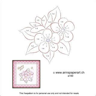 free stitching cards templates 13 best free card embroidery patterns images on