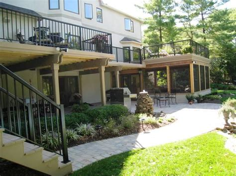 backyard porches and decks top 10 musts for a fabulous screened porch columbus decks porches and