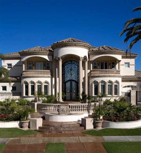 custom home design online inc grand mediterranean estate mediterranean exterior