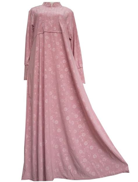 Gamis Dress Wanitapastela Dress 18 best images about gamis on models polos and pink dress