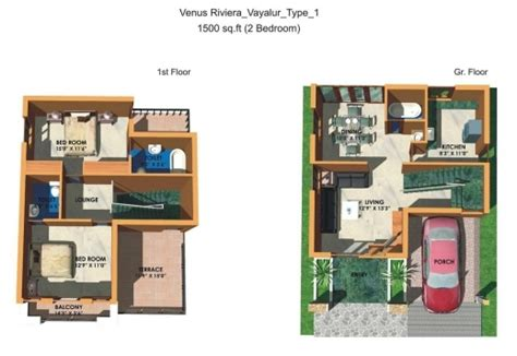 single bedroom house plans indian style 1500 sq ft house plans india house floor plans