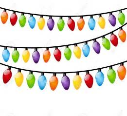 free christmas lights vector border vector bright