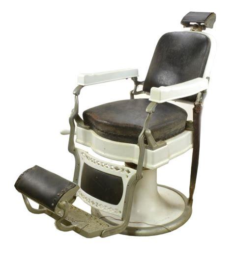 koken barber chair antique koken barber chair