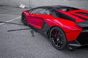 And Lamborghini Sr Auto Lamborghini Aventador Lp720 In And Black Theme