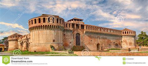 di romagna imola forteresse d imola photo stock image 51252039