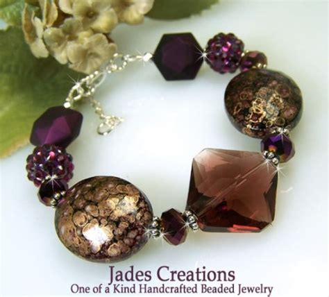 Handcrafted Creations - jades creations handcrafted beaded jewelry unique
