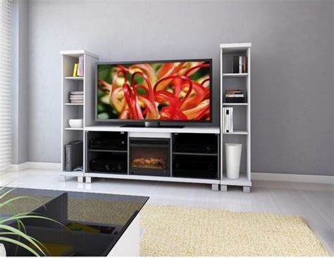 modern fireplace tv stand 60 quot tv stand with electric fireplace modern