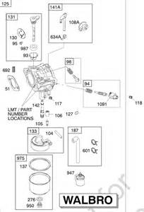 craftsman lt2000 wiring diagram i a craftsman lt2000 with a 18 5 intek briggs and stratton engine blowing black smoke out