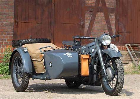 Motorradmarken Vorkrieg by Bmw R12 1940 Modellgeschichte Historie