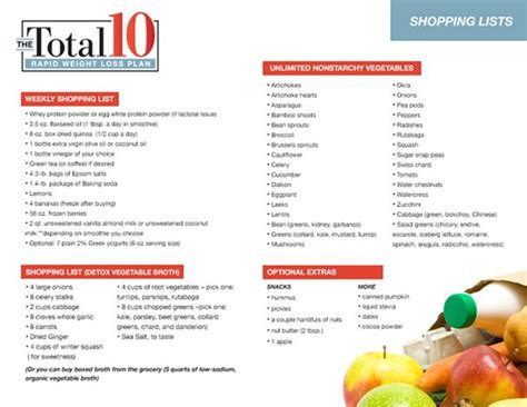 Dr Oz 10 Day Detox 2015 by 36 Best Quot Total 10 Quot Recipes Images On Weight