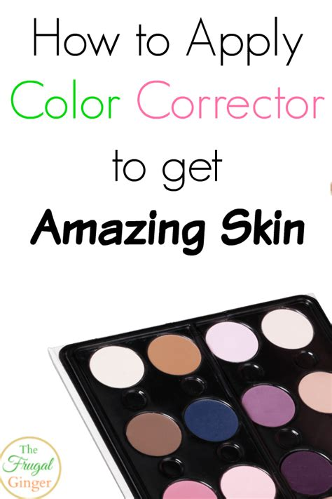 how to apply color corrector how to apply color corrector to get amazing skin