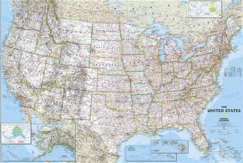 usa in map of world national geographic usa