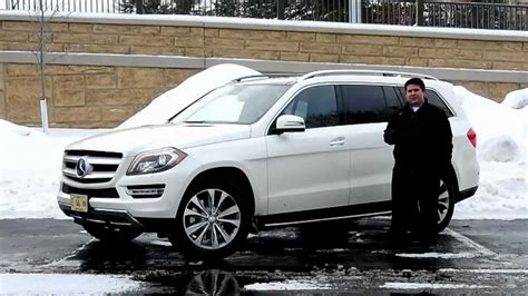 Mercedes Gl450 Review by Ihs Auto Reviews 2013 Mercedes Gl450 With Mbrace2