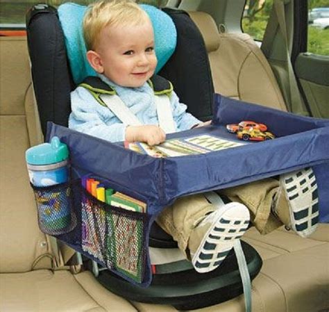 child seat with tray snack and play travel tray home design garden