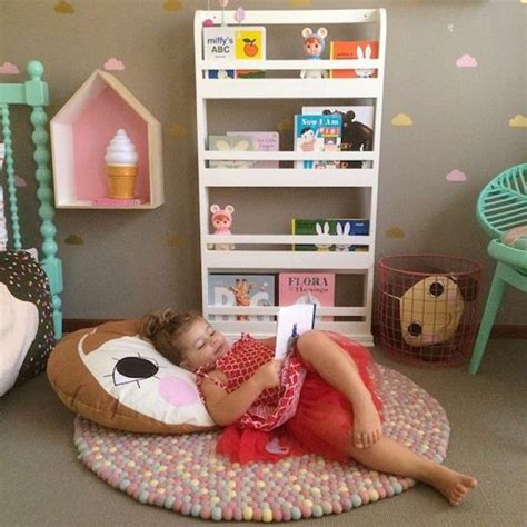 Ikea Girls Bed 8 Kid S Reading Corners Mommo Design