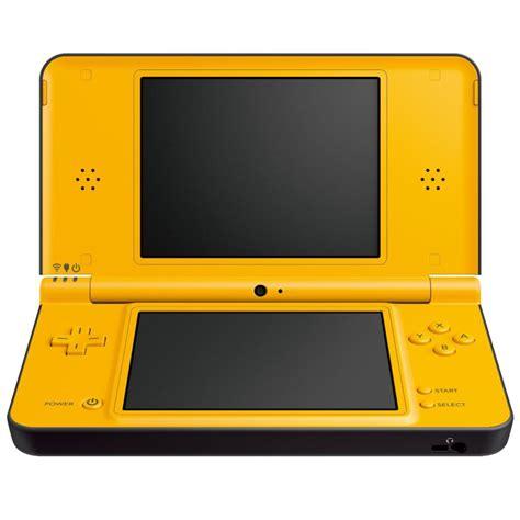 nintendo dsi console console nintendo dsi xl jaune ds acheter vendre sur