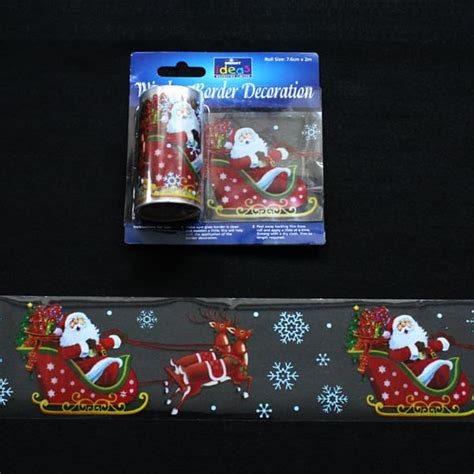 christmas window borders bright ideas crafts