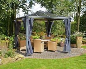 Canopy Shop Harlington 3000 Garden Gazebo The Canopy Shop