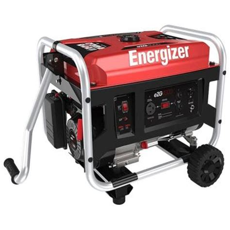 energizer 3 500 watt gasoline portable power generator