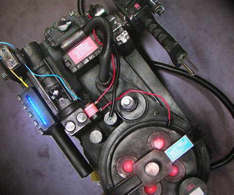 Proton Pack Ghostbusters by Ghostbusters Proton Backpack Replica Dudeiwantthat