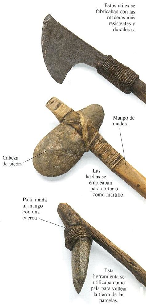 imagenes de herramientas aztecas imperios inca maya espa 241 ol taringa