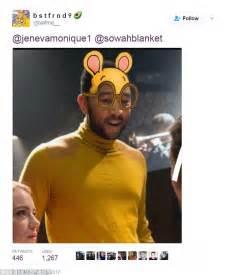 John Legend Meme - chrissy teigen trolls john legend in arthur tweet