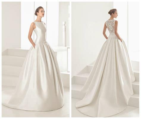 imagenes de vestidos de novia sencillos y elegantes vestidos de novia 2017 sencillos y elegantes