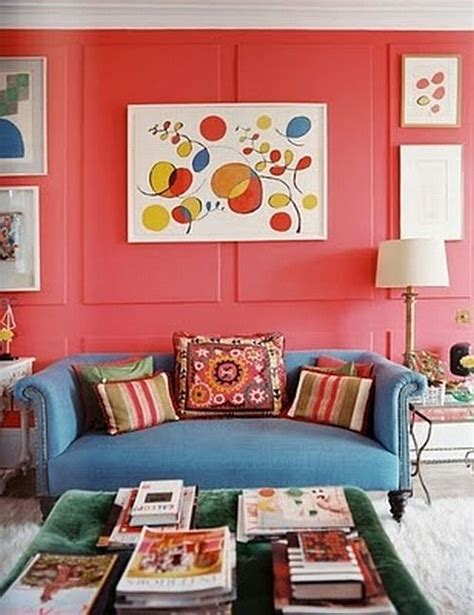 coral living room search living room wallpaper