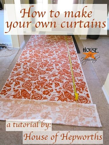 how to make your own curtains how to make your own curtains diy pinterest curtain
