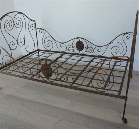 Wrought Iron Daybed Wrought Iron Day Bed Beds