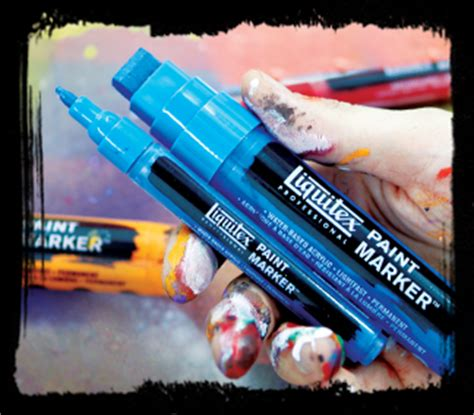Liquitex Professional Acrylic Paint Markers 2 Mm liquitex professional paint markers
