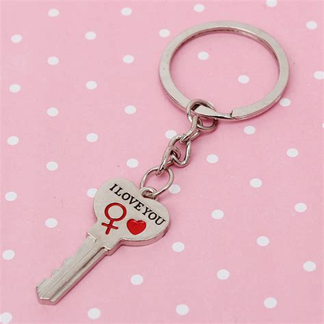 Lock And Key And Notepassing by Buy Arrow Lock Key Keychains Ring Gift