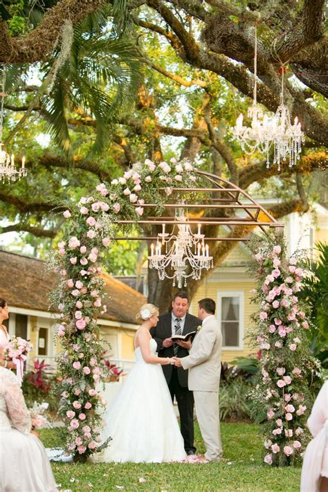 137 best images about Wedding Arches on Pinterest   Arbors