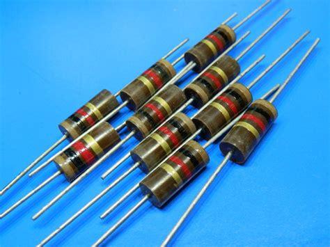 allen bradley resistors allen bradley resistor 300kohm 2w 10pcs