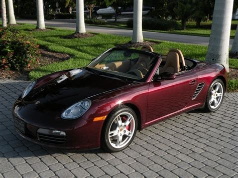 porsche boxster for sale bc 2006 porsche boxster s for sale in fort myers fl stock