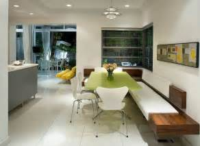 contemporary banquette seating modern banquette seating for contemporary dining room and