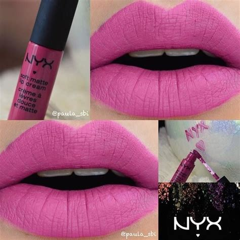 Lipstik Soft Pink 7 best nyx soft matte lip images on make up nyx soft matte and hairstyles