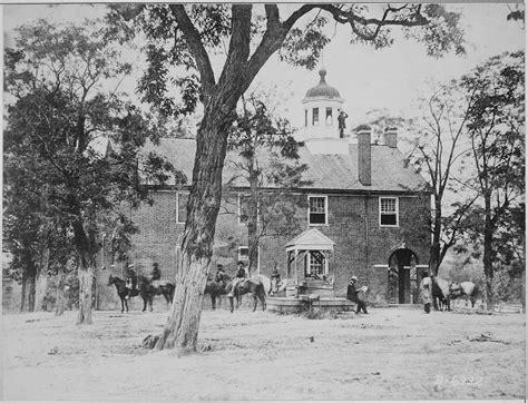 Fairfax Judiciary Search Battle Of Fairfax Court House June 1861
