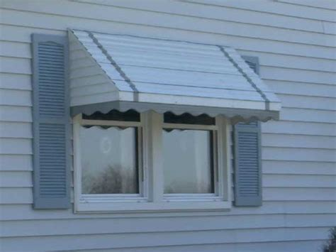 mobile home window awnings dacraft dayton ohio residential products awnings